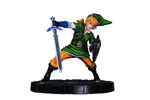 The Legend of Zelda Skyward Sword: Link