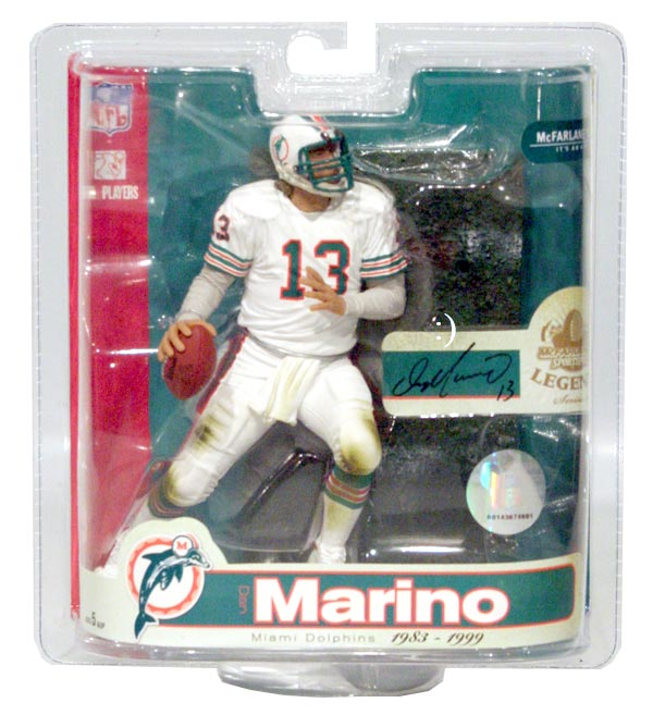 NFL Legends Series 3: Dan Marino (Miami Dolphins)