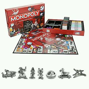 Monopoly: Tim Burton's The Nightmare Before Christmas | www ...