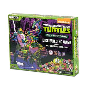 Teenage Mutant Ninja Turtles Dice Masters: Box Set