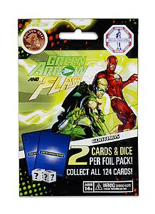 DC Dice Masters Green Arrow & The Flash: Pack