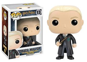 Pop! Harry Potter Vinyl Figure Draco Malfoy #13 (Vaulted)