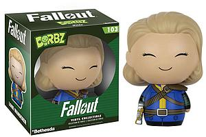 Dorbz Fallout Lone Wanderer (Female) #103 (Retired)