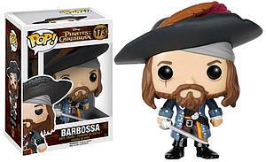 Pop! Disney Pirates of the Caribbean Vinyl Figure Barbossa #173