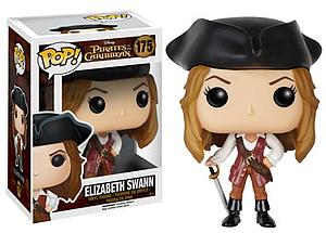 Pop! Disney Pirates of the Caribbean Vinyl Figure Elizabeth Swann #175