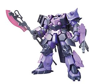 Gundam High Grade Gunpla Builders 1/144 Scale Model Kit: #003 GPB-06F Super Custom Zaku F2000