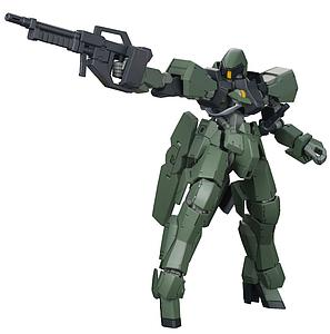 Gundam High Grade Iron-Blooded Orphans 1/100 Scale Model Kit: #002 Graze Standard Type/Commander Type