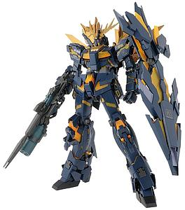 Gundam Perfect Grade 1/60 Scale Model Kit: Unicorn Gundam 02 Banshee Norn