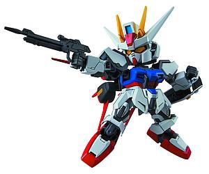Gundam SD EX-Standard #002 Model Kit: Aile Strike Gundam