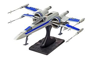 Star Wars Model Kit: Resistance X-Wing Fighter