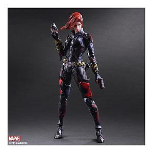 Marvel Universe Variant Play Arts Kai: Black Widow