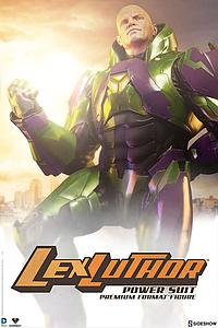 Lex Luthor – Power Suit