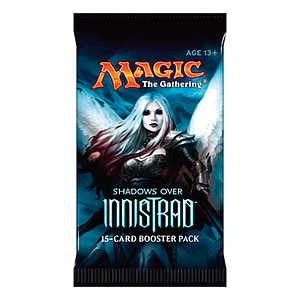 Magic the Gathering: Shadows over Innistrad - Booster Pack