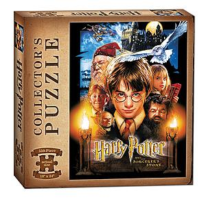 Puzzle: Harry Potter and the Sorcerer's Stone