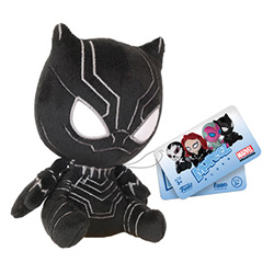Mopeez Marvel Civil War: Black Panther (Vaulted)