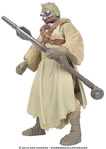"Star Wars The Power of the Force 3.75"" Action Figure Tusken Raider"