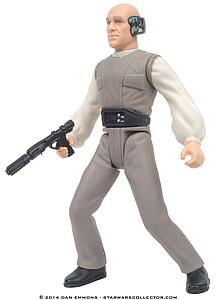 "Star Wars The Power of the Force 4"" Action Figure Lobot"