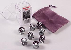 Dice of the Dead (w/ Bag)