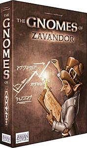 The Gnomes on Zavandor