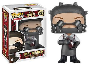 Pop! Television American Horror Story: Hotel Vinyl Figure Mr. March #323 (Vaulted)