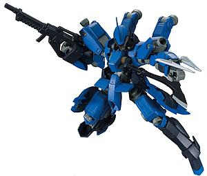 Gundam High Grade Iron-Blooded Orphans 1/100 Scale Model Kit: #03 McGillis's Schwalbe Graze
