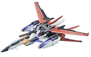 Gundam Perfect Grade 1/60 Scale Model Kit: Skygrasper + Aile Striker