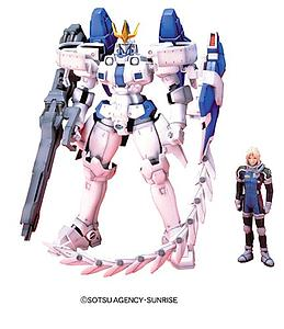 Gundam High Grade Endless Waltz 1/100 Scale Model Kit: EW-3 Tallgeese III
