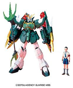 Gundam High Grade Endless Waltz 1/100 Scale Model Kit: EW-1 Gundam Nataku