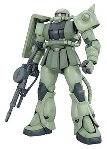 Gundam Master Grade 1/100 Scale Model Kit: MS-06F Zaku II Ver. 2.0