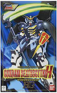Gundam High Grade Gundam Wing 1/100 Scale Model Kit: #07 XXXG-01D2 Gundam Deathscythe Hell