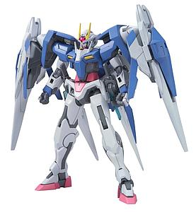 Gundam High Grade Gundam 00 #038 1/144 Scale Model Kit: 00 Raiser (00 Gundam + 0 Raiser) Designer's Color Ver.