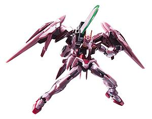 Gundam High Grade Gundam 00 1/144 Scale Model Kit: #42 Trans-Am Raiser Gloss Injection Version