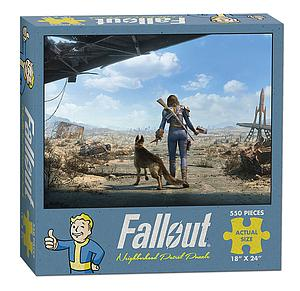 Puzzle: Fallout Neighborhood Patrol