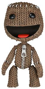 Little Big Planet Series 2 Happy Sackboy