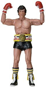 Rocky 40th Anniversary Series 1: Rocky Balboa (Black Trunks with Belt