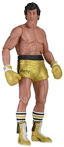 Rocky 40th Anniversary Series 1: Rocky Balboa (Gold Trunks)