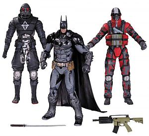 Batman Arkham Knight: Batman & Thugs (3-Pack)