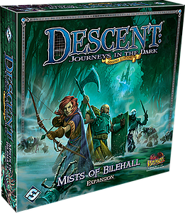 Descent: Journeys in the Dark (Second Edition) - Mists of Bilehall