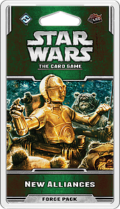 Star Wars: The Card Game - New Alliances