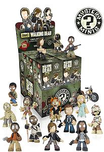 Mystery Minis Blind Box: The Walking Dead Series 4 (12 Packs)