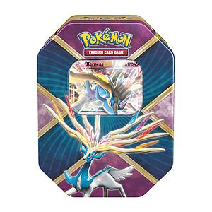 Pokemon Shiny Kalos Tin: Xerneas-EX