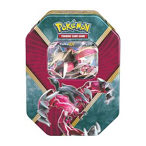 Pokemon Shiny Kalos Tin: Yveltal-EX