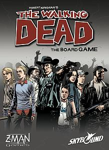 The Walking Dead: The Board Game Comic Book Edition