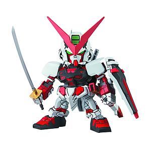 Gundam SD EX-Standard #007 Model Kit: Gundam Astray Red Frame