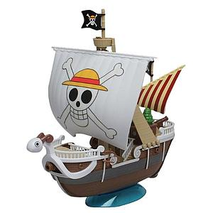 One Piece Grand Ship Collection Model Kit: #03 Going Merry