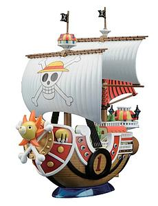 One Piece Grand Ship Collection Model Kit: #01 Thousand Sunny