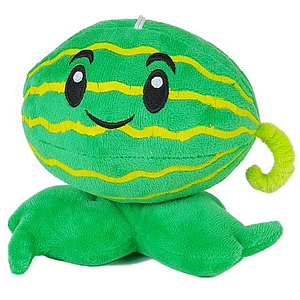 "Plants Vs Zombies Plush Watermelon (4"")"