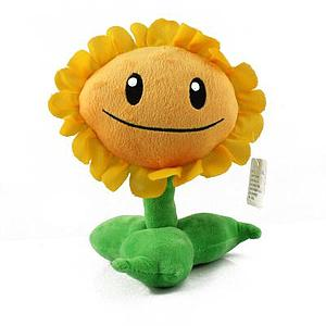 "Plants Vs Zombies Plush Sunflower (4"")"