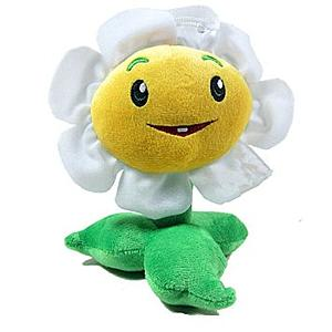 "Plants Vs Zombies Plush Marigold Flower (4"")"