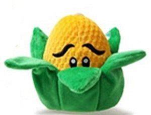 "Plants Vs Zombies Plush Corn (4"")"